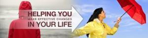 Helping you make effective changes in your life!
