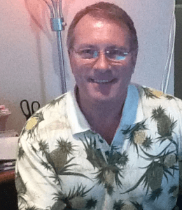 Frank, Office Manager and glue at North Shore Counseling & Wellness